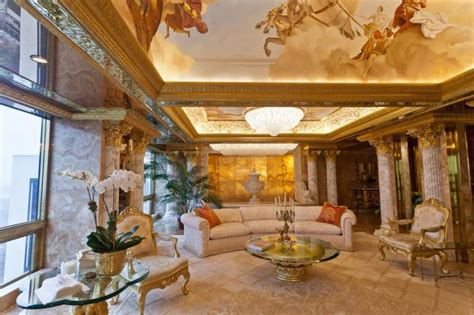 donald trump appartment donald trump photos apartment