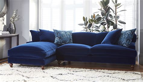 navy blue velvet sofa for sale why you should probably buy a velvet sofa in 2017 swoon