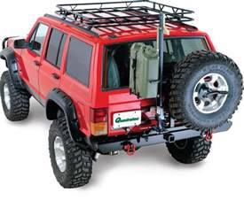 garvin industries sport series roof rack for 91 01 jeep
