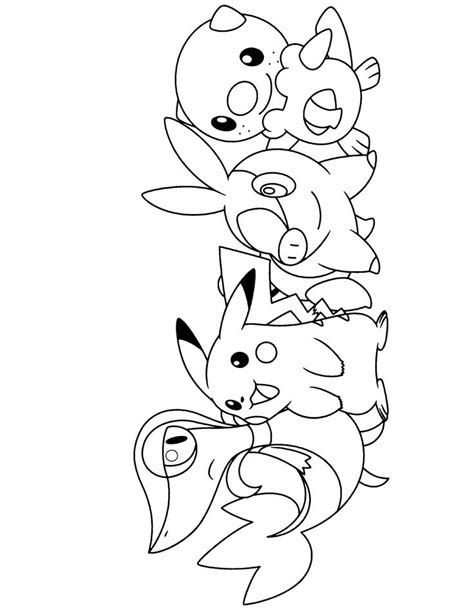 coloring pages of pokemon oshawott 11 best oshawott pokemon party images on pinterest
