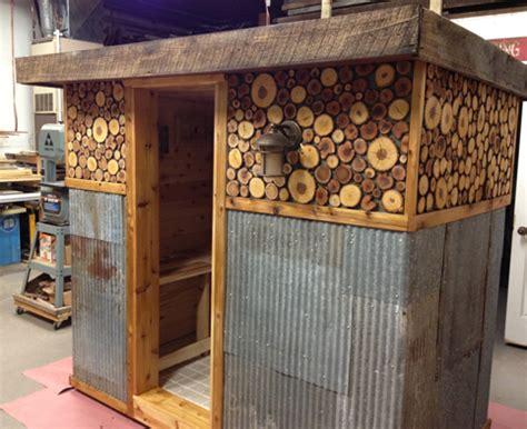 diy backyard sauna google image result for www redbarncreati