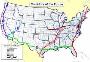 proposed interstate highways