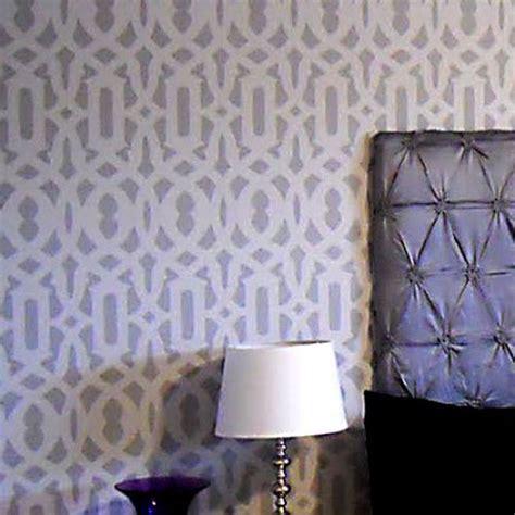 reusable wallpaper allover stencil trellis reusable wallpaper stencil for