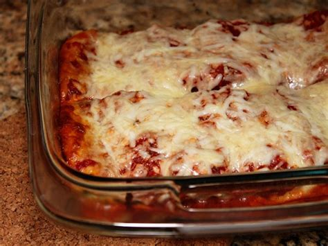 Easy Lasagna Recipe With Ricotta Cheese No Cottage Cheese by Freeze Ahead Spinach Cheese Lasagna Rolls Easy