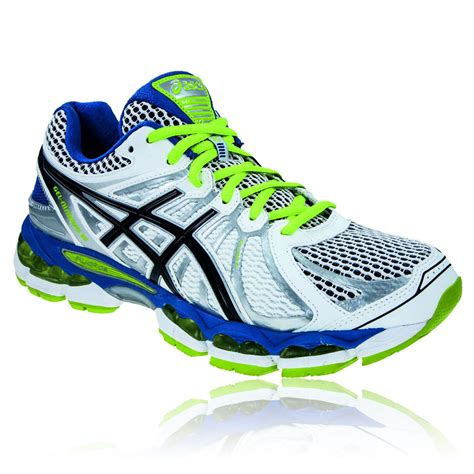 asics gel nimbus 15 running shoes 46 sportsshoes