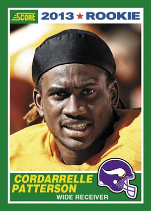 see the first rookie cards of the 2013 nfl draft class