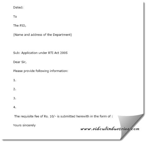 format to file rti file online rti to uttarakhand government directory of
