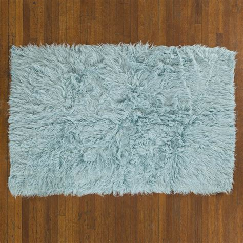 flokati rug buy flokati rug 1400g m2 140x200cm blue the real rug company