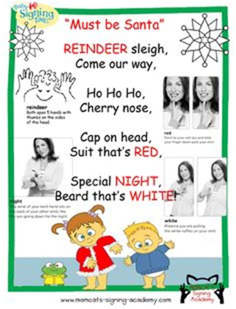 printable lyrics must be santa 1000 images about must be santa on pinterest santa