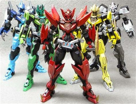 Figure Banpresto Kamen Rider Nasca when gundam meets kamen rider epic custom works by bettsu
