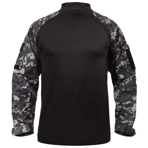 A8 Didita Blouse Jumbo mens combat shirt