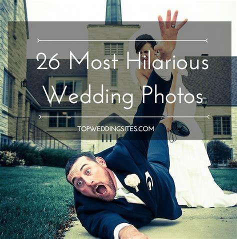Team Wedding Blog 26 Funny Wedding Photos. (Probably) The