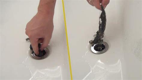lavabo verstopft verstopftes waschbecken 5 methoden den abfluss zu
