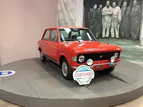 Auto Rally Usate Epoca by Sold Fiat 128 Rally Auto D Epoca R Used Cars For Sale