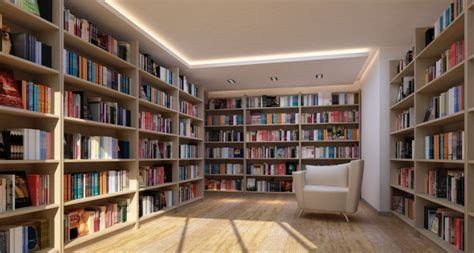 libri in libreria come organizzare la propria libreria di casa in modo