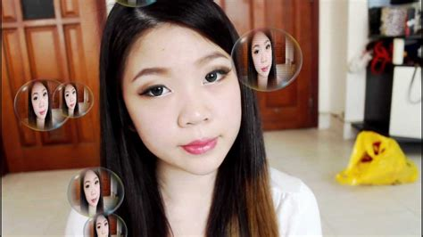 tutorial make up like a doll how to look like a porcelain doll eye makeup tutorial