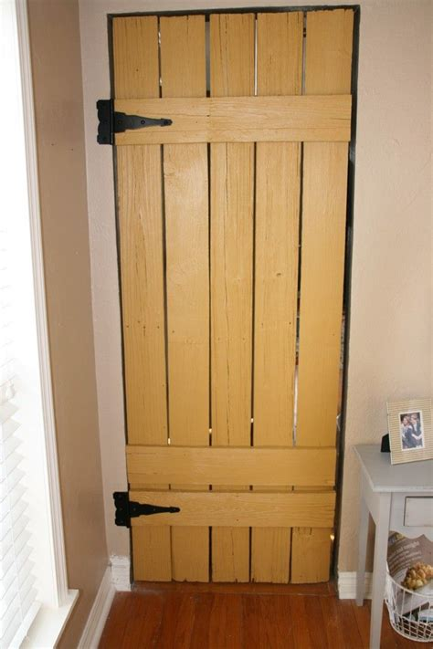 Building A Closet Door Diy Barn Door Decor Ideas Pinterest