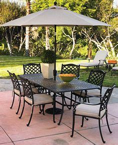Macys Patio Dining Sets Belize Outdoor Patio Furniture Seating Sets Pieces