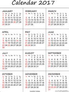 Kalender 2017 Free Australian 2017 Calendar Printable Free Printable Pdf