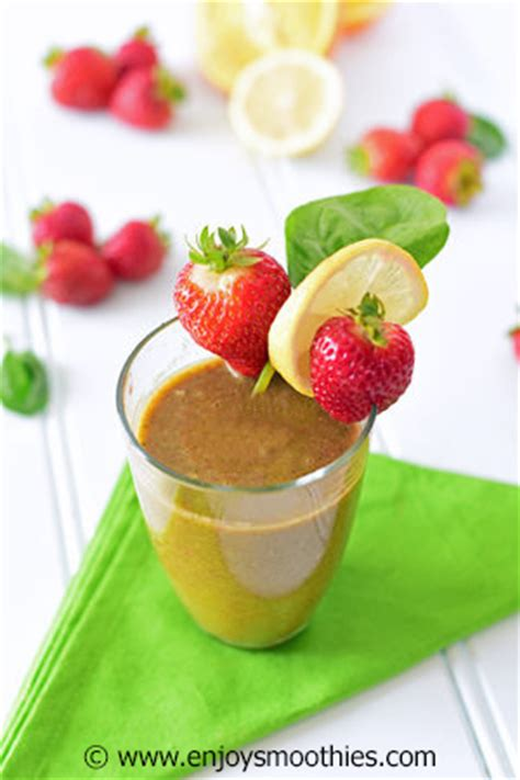 Strawberry Banana Detox Cleanse by Detox Smoothies That Are Energizing And Delicious