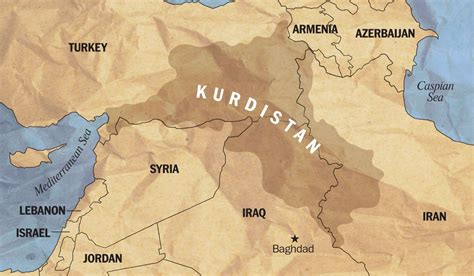 kurdistan map kurdistan kurd kurds kurdish map maps poster wallpaper 2934x1710 678888 wallpaperup