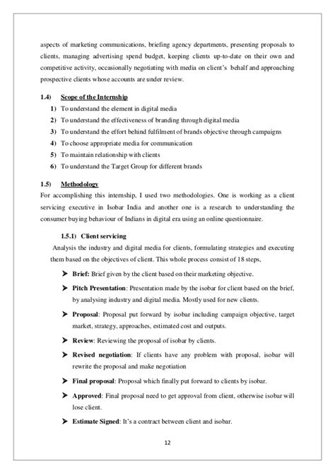 Digital Marketing Briefformat digital agency briefformat 28 images copywriting brief