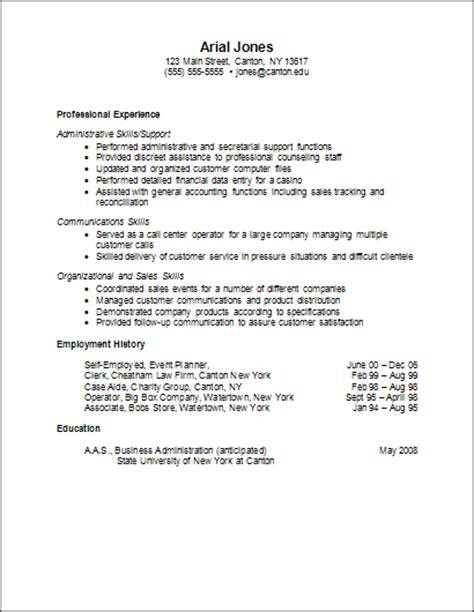 Tech Resume Sles by Paramedic Technician Resume Sales Technician Lewesmr