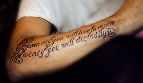 meaningful tattoo quotes for men 25 meaningful tattoos for which are inspirational