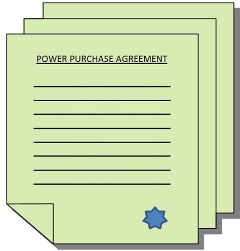 power purchase agreement what is a power purchase agreement ppa synergy files