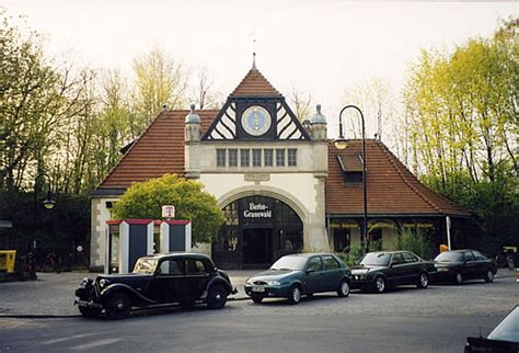 zur scheune berlin grunewald bahnen im berliner raum eisenbahn