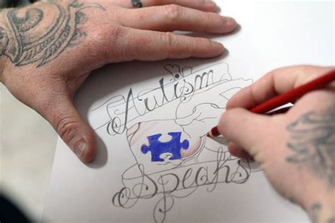 tattoo shops in killeen killeen shop joins global ink4autism caign