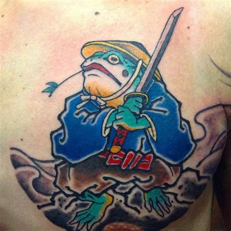 tattoo japanese frog 12 best ukiyo e kyosai frogs images on pinterest frogs