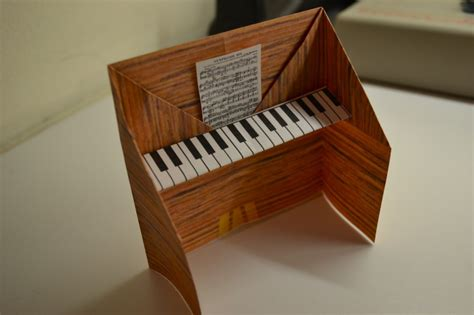 Origami Piano - origami piano 28 images piano origami activity how to