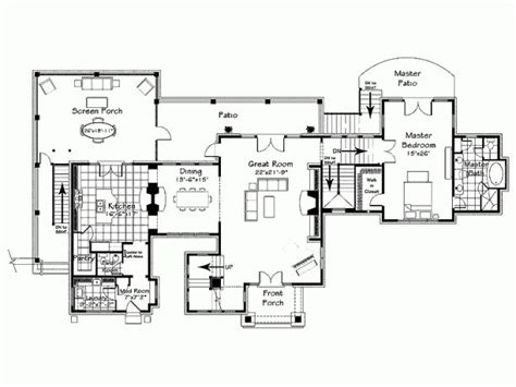 eplan house plans level 1 eplans craftsman house plan floor plans 1 pinterest