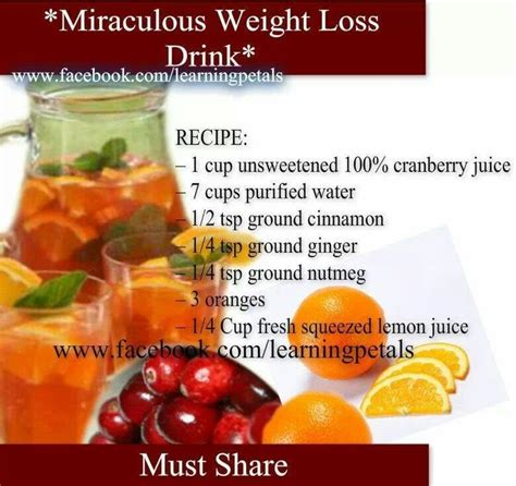 p weight loss drink miraculous weight loss drink exercise