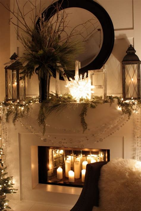 inside fireplace decor 17 best ideas about candles in fireplace on