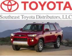 Southeast Toyota Distributors Southeast Toyota Distributors Recall 5 000 Toyota And