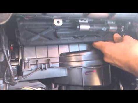 interfil cambio de filtro de cabina ford fusion youtube