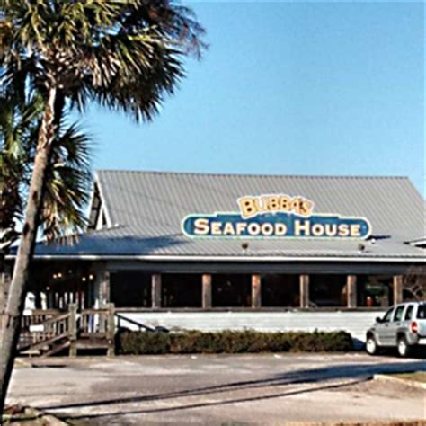bubbas seafood house dining sugar sands rv resort in gulf shores al