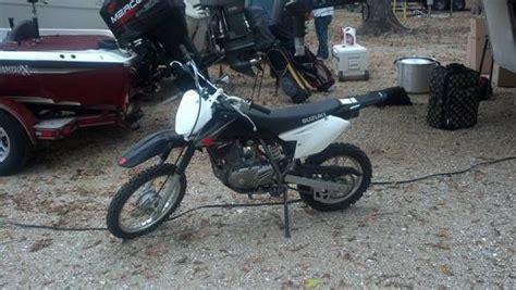 2008 suzuki 125 4 stroke dirt bike for sale on 2040motos