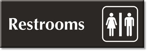 female comfort room signage unisex restroom signs unisex bathroom signs