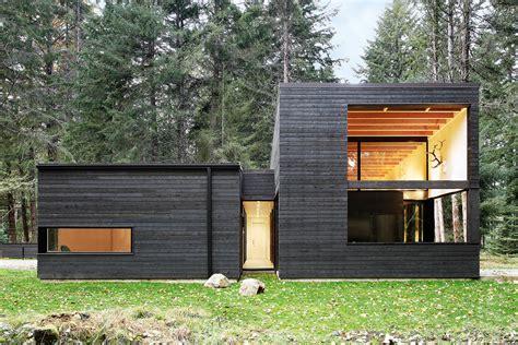 black siding houses modern design inspiration black houses studio mm architect