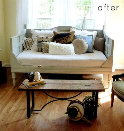 door couch day bed bench 10 creative ways to repurpose an old