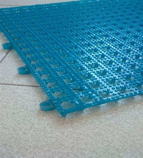 tappeto antitrauma per esterni pavimentazione antiscivolo di sicurezza per interni 34x34x12mm