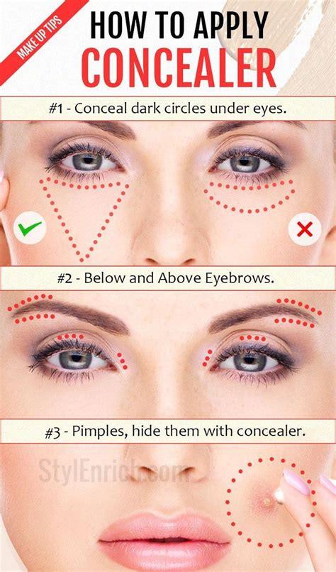 what color concealer should i use 25 best ideas about concealer on makeup 101