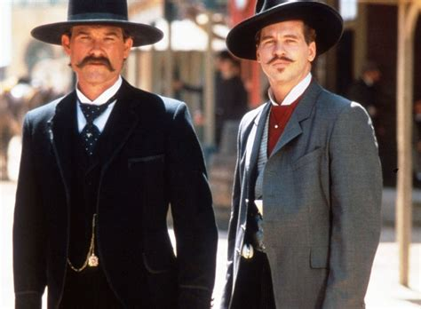 cowboy film wyatt earp tombstone 1993 val kilmer kurt russell western movie film