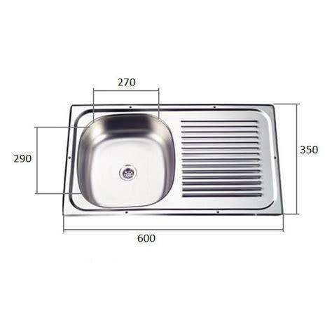 Evier Cuisine Dimension by Accessoire Bateau Cing Car 233 Vier 233 Gouttoir Inox