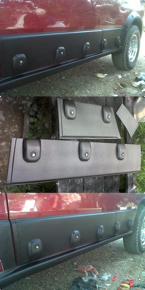 Doortrim Taft Depan 1pc 2 jeep aksesoris fiberglass