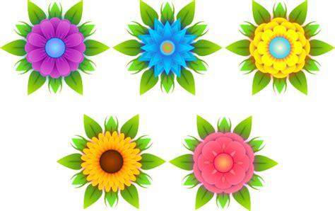 wallpaper bunga lucu gambar bunga kartun beraneka bentuk pernik dunia