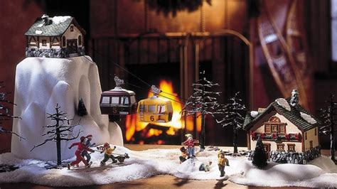 animated ski lift decoration choosing a ski lift or cable car for your